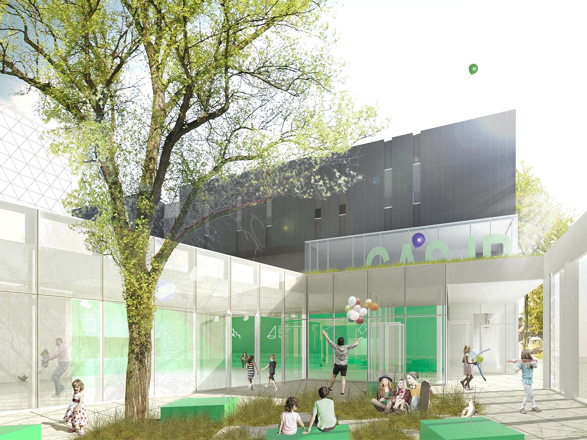 Centre des Arts de la Scène Jean-Besré