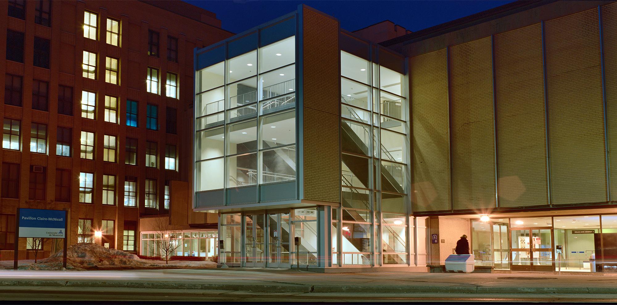 Pavillon Claire-McNicoll