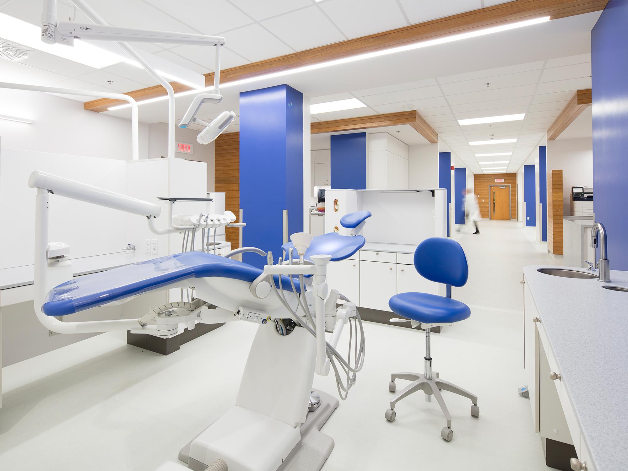 Faculté Médecine dentaire - Prosthodontie